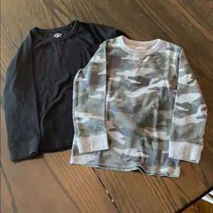 Children's Place boys thermal